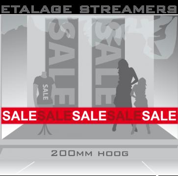 Raamstr 200 sale STR-002 6 st