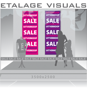 etalage visual sale vis-001
