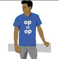 Etalageshirt op=op 007