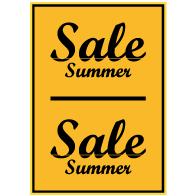 Poster sale summer PO-005