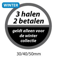 productstickers 3 halen 2 betalen winter STV-034