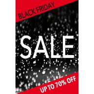 Poster Black Friday Sale BF-012