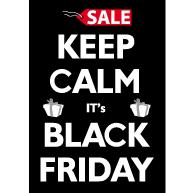 Poster Black Friday sale PO-015