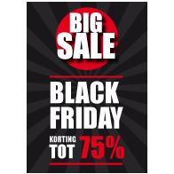 Poster Black Friday sale BF-025