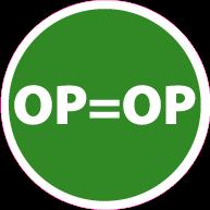 Raamsticker op=op rond CI-0016