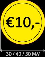 productstickers speciale prijs SP002