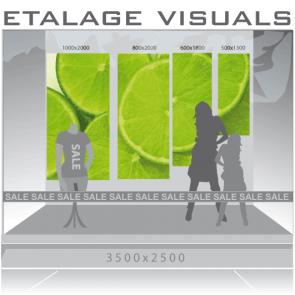 etalage visual limon VIS-011
